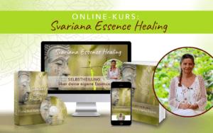 Svariana Essence Healing Online Kurs